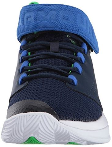 Under Armour Boys' Primary School UA Get B Zee Basketball Shoes Image 4