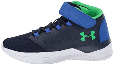Under Armour Boys' Primary School UA Get B Zee Basketball Shoes Image 5