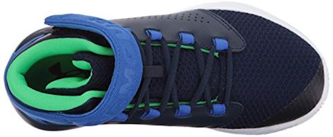 Under Armour Boys' Primary School UA Get B Zee Basketball Shoes Image 8