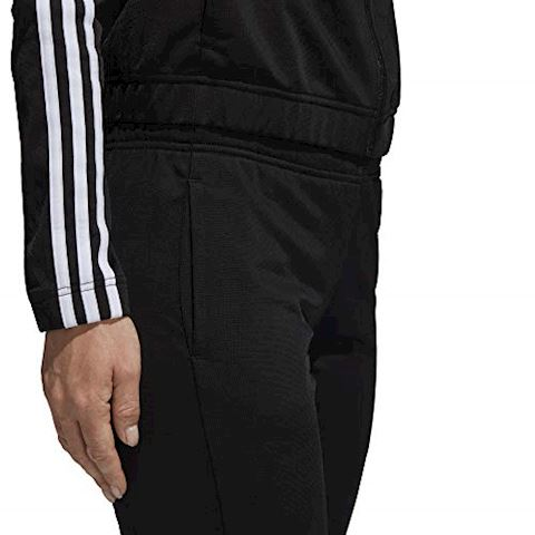 adidas Back 2 Basics 3 Stripes Tracksuit Image 12