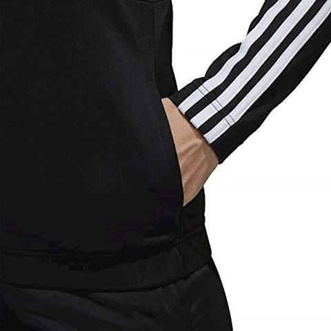 adidas Back 2 Basics 3 Stripes Tracksuit Image 13