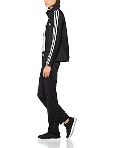 adidas Back 2 Basics 3 Stripes Tracksuit Image 3