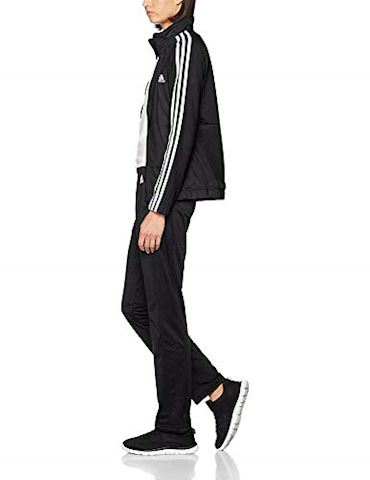adidas Back 2 Basics 3 Stripes Tracksuit Image 4
