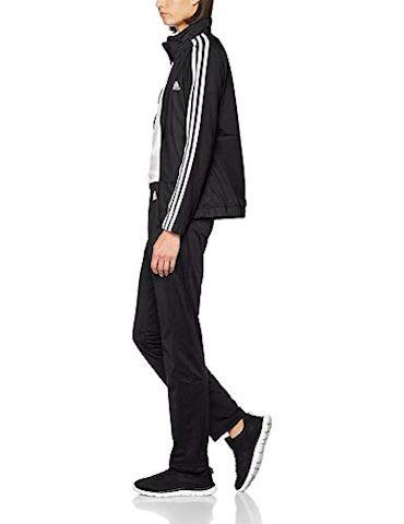 adidas Back 2 Basics 3 Stripes Tracksuit Image 4