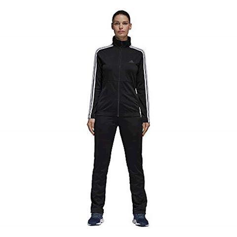 adidas Back 2 Basics 3 Stripes Tracksuit Image 7