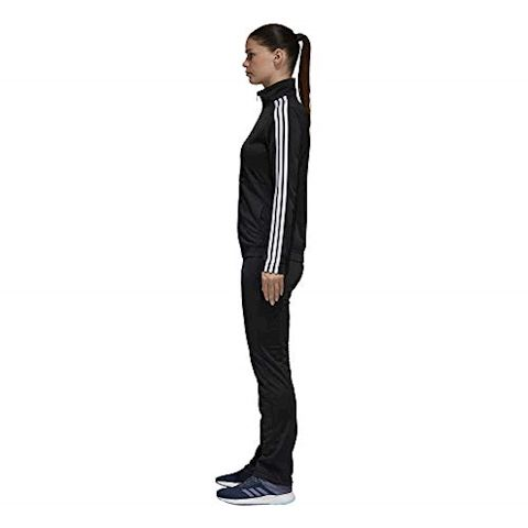 adidas Back 2 Basics 3 Stripes Tracksuit Image 8
