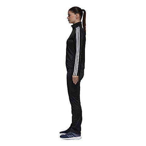 adidas Back 2 Basics 3 Stripes Tracksuit Image 8