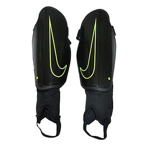 Nike Charge 2.0 Football Shinguards - Silver Image