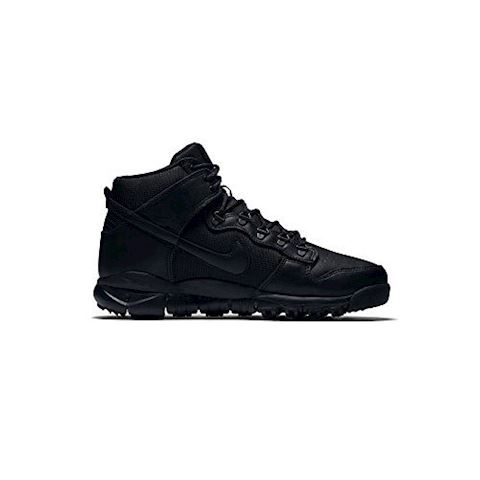 Nike SB Dunk High Men's Boot - Black