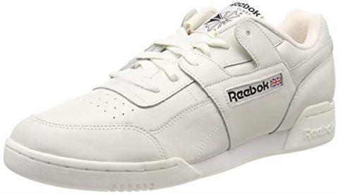 Reebok Workout Plus Vintage, White Image