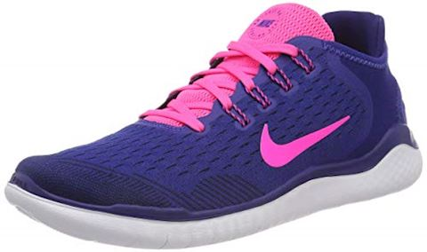 lowest price a07fe fa921 Nike Free RN 2018 Women's Running Shoe - Blue