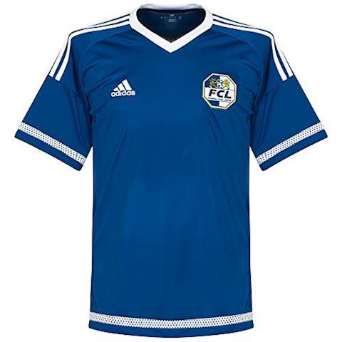adidas Luzern Mens SS Home Shirt 2015/16 Image