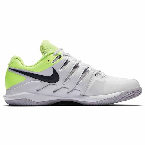 ac9059ab88fc Nike Air Zoom Vapor X Clay Men's Tennis Shoe - Grey   AA8021-001 ...