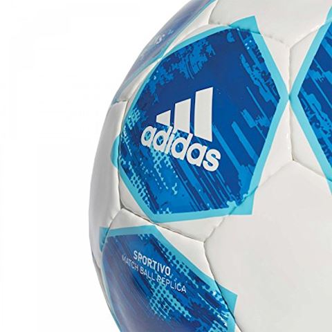adidas Football Champions League 2018 Finale Sportivo - White/Blue