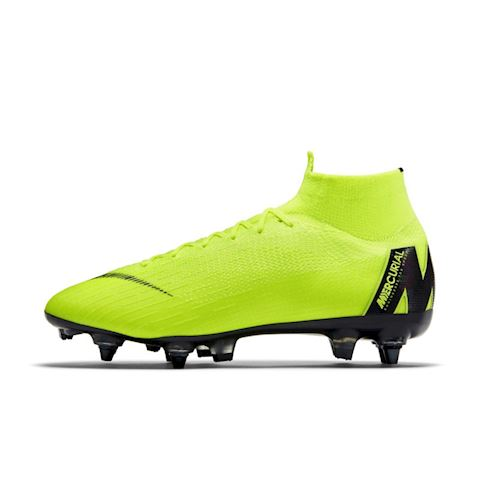 size 40 fabc2 7768a Nike Mercurial Superfly 360 Elite SG-PRO Anti-Clog Soft-Ground Football  Boot - Yellow