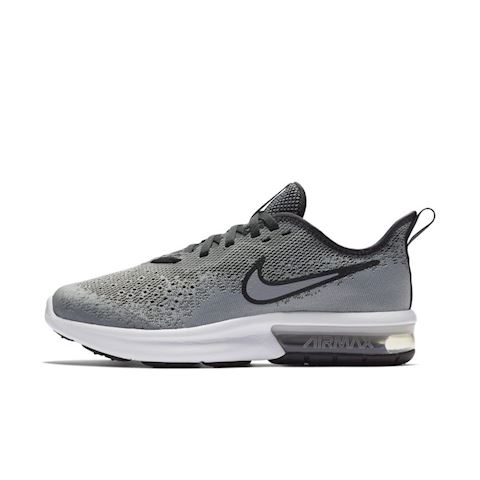 6207c691ee Nike Air Max Sequent 4 Older Kids' Shoe - Grey | AQ2244-003 | FOOTY.COM