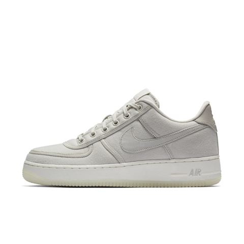 Nike Air Force 1 Low Retro QS Men's Shoe - Cream Image