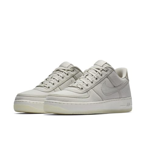 Nike Air Force 1 Low Retro QS Men's Shoe - Cream Image 2