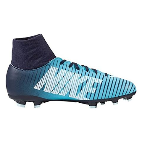 Nike Jr. Mercurial Victory VI Dynamic Fit Younger/Older Kids'Firm-Ground Football Boot - Blue Image 2