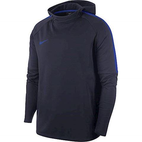 Nike Hoodie Dry Academy - Obsidian/Hyper Royal Image
