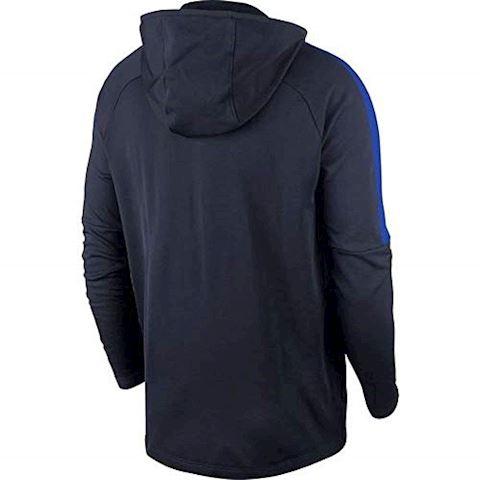 Nike Hoodie Dry Academy - Obsidian/Hyper Royal Image 3