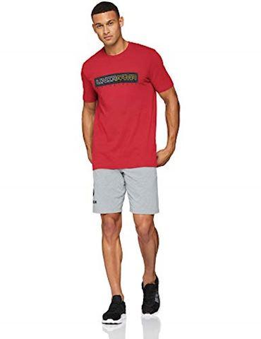 Under Armour Men's UA Baseline Wordmark Short Sleeve T-Shirt Image 4