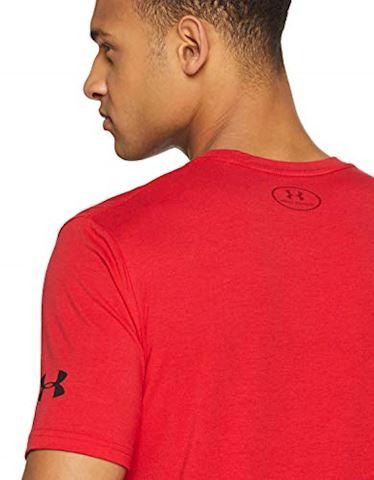 Under Armour Men's UA Baseline Wordmark Short Sleeve T-Shirt Image 7