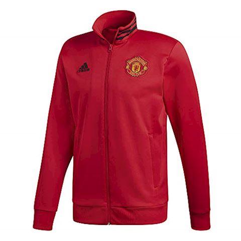 adidas Manchester United 3-Stripes Track Jacket Image