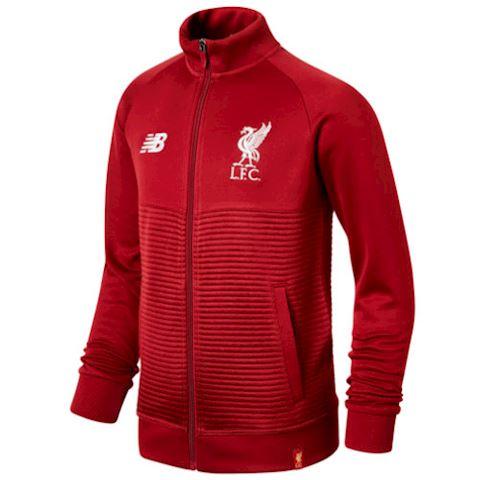 d583d235 New Balance Liverpool FC 18/19 Elite Training Kids Walk Out Jacket Image