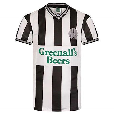 Newcastle United Mens SS Home Shirt 1985/86 Image