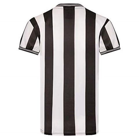 Newcastle United Mens SS Home Shirt 1985/86 Image 3