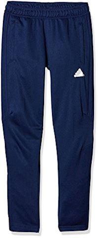 adidas Training Trousers Tiro 17 - Blue/White Kids Image