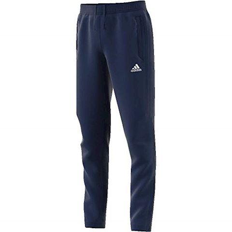 adidas Training Trousers Tiro 17 - Blue/White Kids Image 3