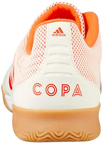 adidas Copa 19.3 IN Initiator - Off White/Solar Red/Core Black Image 11