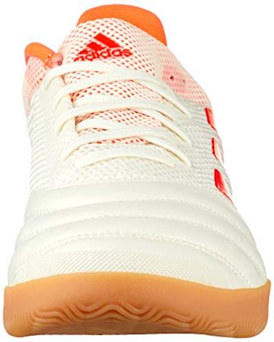 adidas Copa 19.3 IN Initiator - Off White/Solar Red/Core Black Image 13