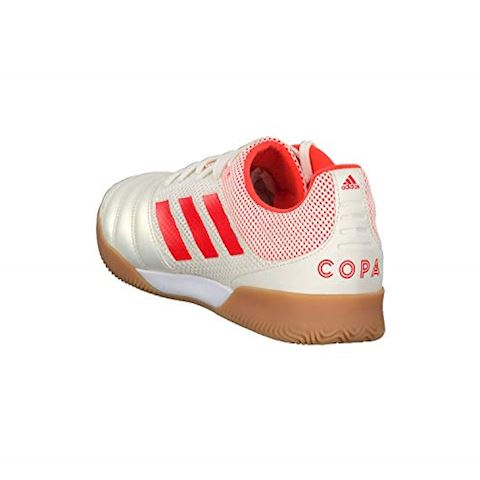 adidas Copa 19.3 IN Initiator - Off White/Solar Red/Core Black Image 4