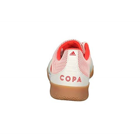 adidas Copa 19.3 IN Initiator - Off White/Solar Red/Core Black Image 5