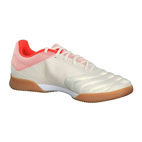 adidas Copa 19.3 IN Initiator - Off White/Solar Red/Core Black Image 9