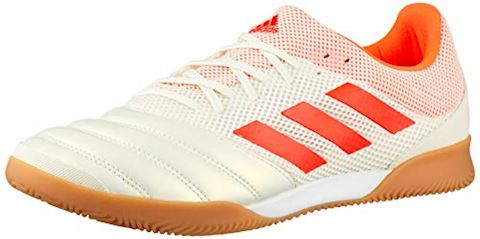adidas Copa 19.3 IN Initiator - Off White/Solar Red/Core Black Image 10