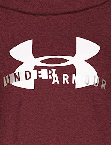 Under Armour Women's UA Rival Fleece Logo Hoodie Image 4