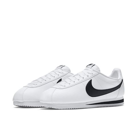 low priced f6bcc 61716 Nike Classic Cortez Men's Shoe - White