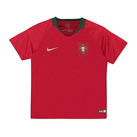 Nike Portugal Kids SS Home Mini Kit 2018 Image 3