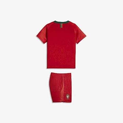 Nike Portugal Kids SS Home Mini Kit 2018 Image 6