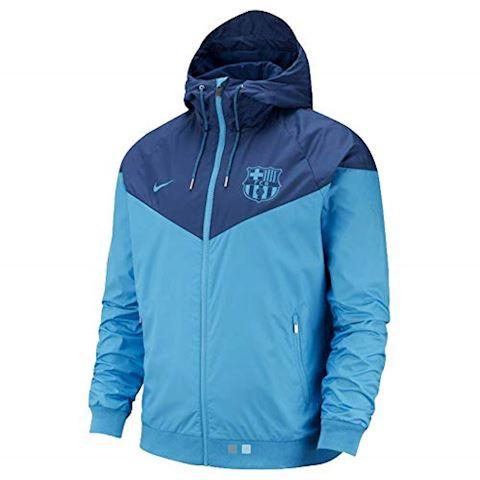 Nike FC Barcelona Windrunner Men's Jacket - Blue