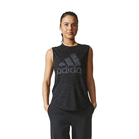 adidas ID Winners Muscle Tee Image 4
