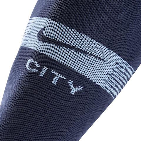 Nike Manchester City Mens Home Socks 2018/19 Image 4