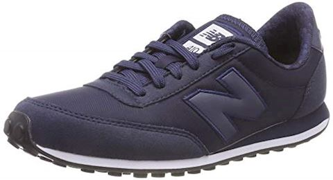 New Balance  WL410  women's Shoes (Trainers) in Blue Image