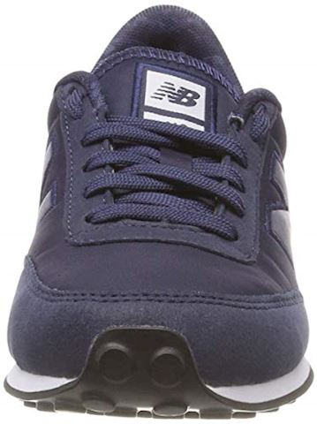New Balance  WL410  women's Shoes (Trainers) in Blue Image 4