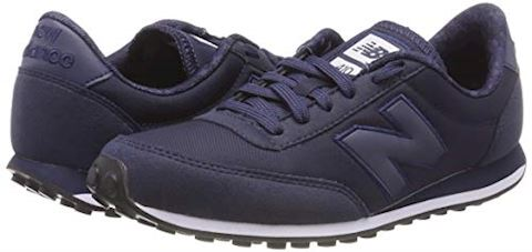 New Balance  WL410  women's Shoes (Trainers) in Blue Image 5