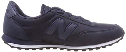 New Balance  WL410  women's Shoes (Trainers) in Blue Image 6